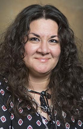 Frances Quintana, Program Coordinator