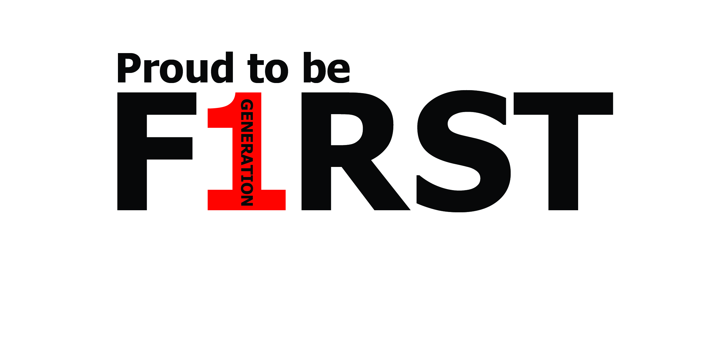 Proud to be First Image