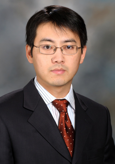 Photo of Dr. Jian Hu for 2019 McGovern award