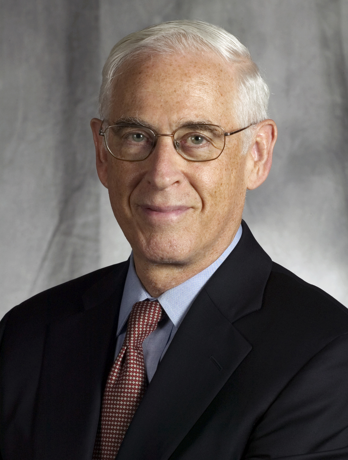 MD Anderson portrait of John Mendelsohn